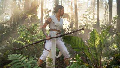 Cover art for Star Wars: The Rise of Skywalker And What's Making Us Happy