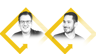 Cover art for Live From The HIBT Summit: Kevin Systrom & Mike Krieger Of Instagram