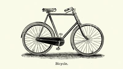 Cover art for The Great British Bicycle Bubble