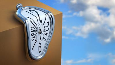 Cover art for Shifting Time