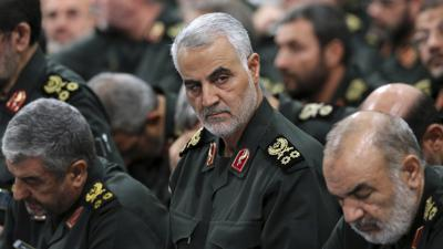 Cover art for Soleimani's Iran
