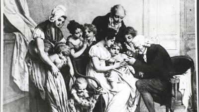 Cover art for Vaccination