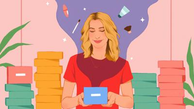 Cover art for Birchbox: Katia Beauchamp
