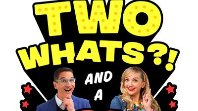Cover art for Two Whats!? And A Wow!: Ear, There, And Everywhere
