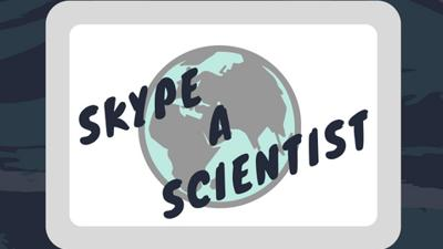 Cover art for Stay Home And Skype A Scientist