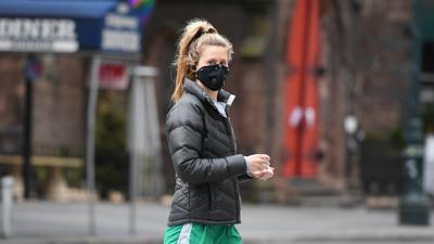 Masks Now Recommended; Not All States Are 'Staying Home'
