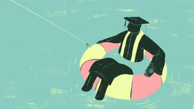 Cover art for Juggling Student Loans During A Pandemic