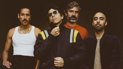 Cover art for Interview: Chicano Batman On 'Invisible People' And LA Vibes