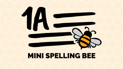 Cover art for The 1A (Mini) Spelling Bee + SpellPundit Online Bee Winner Navneeth Murali