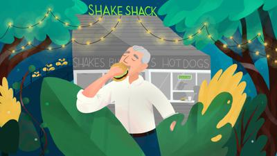 Cover art for Shake Shack: Danny Meyer
