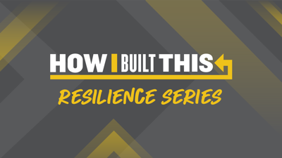Cover art for How I Built Resilience: Live with John Foley
