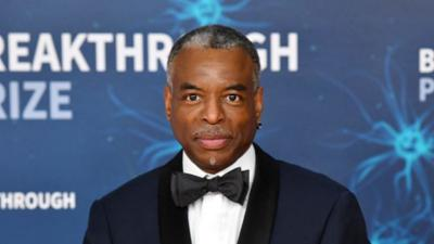 Cover art for LeVar Burton Is Still Reading To Us During The Pandemic
