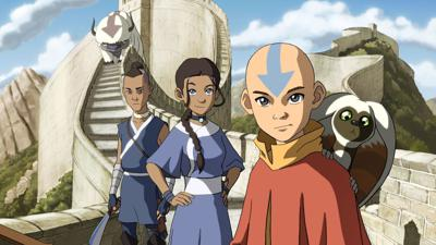 Cover art for Avatar: The Last Airbender