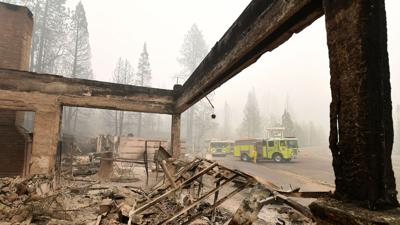 Cover art for Conspiracies Add Fuel To An Already Challenging Wildfire Season