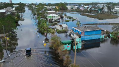 Cover art for Costs Of Climate Change Continue To Rise As Storms Become More Destructive