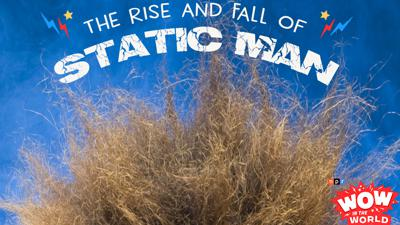 Cover art for The Rise And Fall of Static Man (encore)