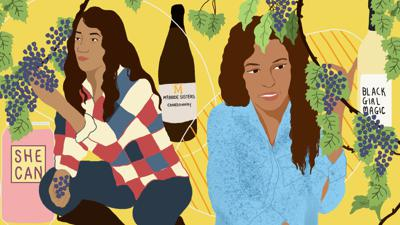 Cover art for McBride Sisters Wine (Part 2 of 2): Robin McBride and Andréa McBride John
