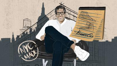 Cover art for Kenneth Cole: Kenneth Cole