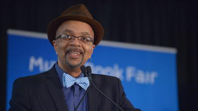 Cover art for James McBride On Hope, Community And 'A Place Of Miracles'