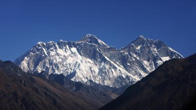 Cover art for How Tall Is Mount Everest REALLY?