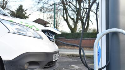 Cover art for Electric Car Chargers: When Supply Drives Demand