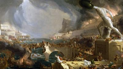 Cover art for What Happened After Civilization Collapsed