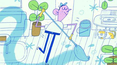 Cover art for 5 Steps To Get Into A Deep Cleaning Routine
