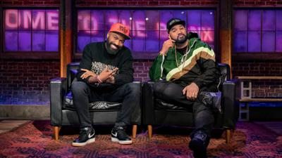 Cover art for Desus And Mero On Politics, Fame And Life In The Pandemic