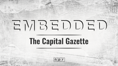 Cover art for Coming Soon: The Capital Gazette