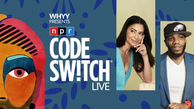 Cover art for Live From Philly*: A Code Switch Jawn