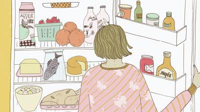 Cover art for Reframing (And Reclaiming) Your Relationship With Food