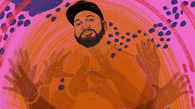 Cover art for The Kid Mero Talks 'What It Means To Be Latino'