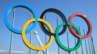 Cover art for Olympics: Behind The Five Rings
