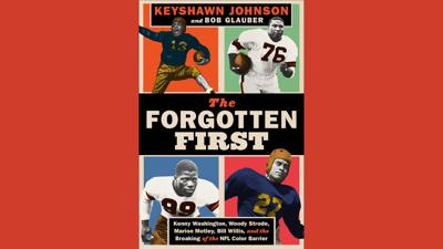 Cover art for The trailblazing Black football players that history books forgot