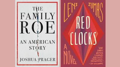 Cover art for The Realities Of Abortion Politics In 'Family Roe: An American Story' & 'Red Clocks'