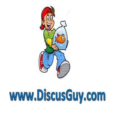 Welcome to the DiscusGuy.com podcast where we discuss everything Discus Fish! Please make sure to visit us at DiscusGuy.com