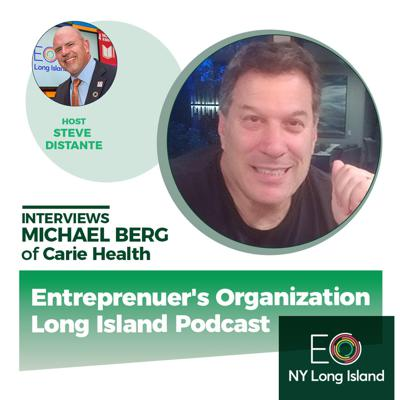 Cover art for Michael Berg with Carie Health