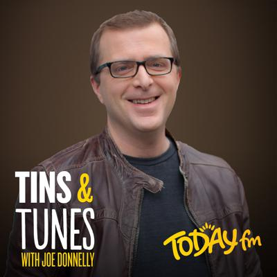 Tins and Tunes with Joe Donnelly