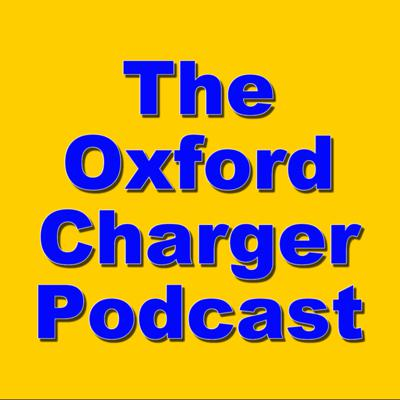 Cover art for The Charger Podcast - Trailer