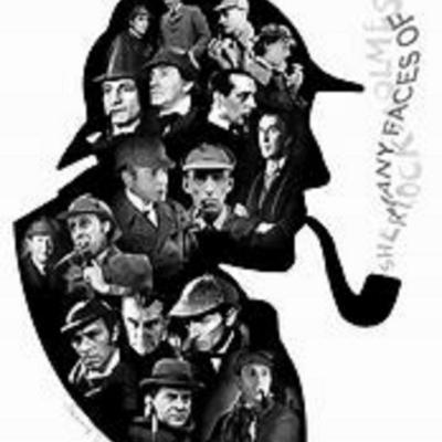 Cover art for 69-07-03 Sherlock Holmes The Red Circle