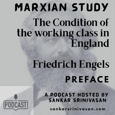 Cover art for Preface : The Condition of the working class in England