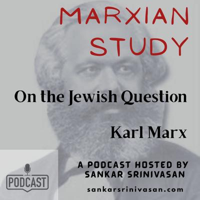 Cover art for On the Jewish Question : Karl Marx