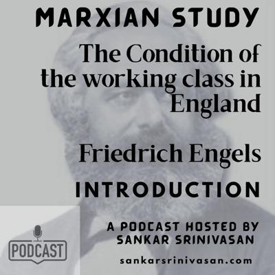 Cover art for Introduction : The Condition of the working class in England