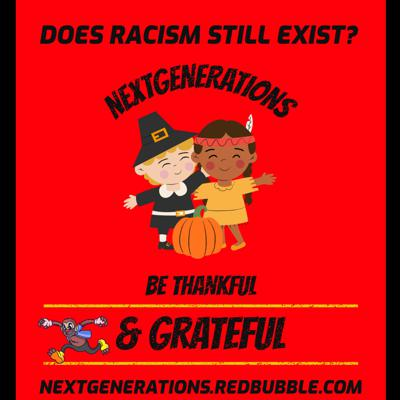 Cover art for DOES RACISM STILL EXIST?