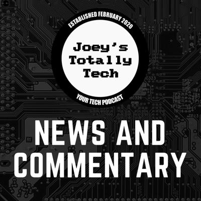 Cover art for JTT Tech News and Commentary - December 4, 2020 (Late)