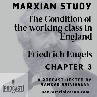 Cover art for Chapter 3 - The Condition of the working class in England