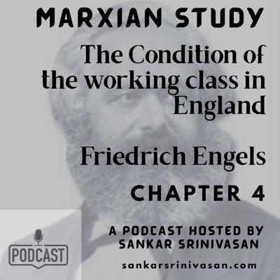 Cover art for Chapter 4 - The Condition of the working class in England