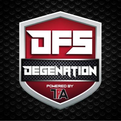 The DFS DegeNation Podcast is tailored around you. We will break down every NFL game. We will also have all of the top plays, value plays, WR/CB matchups, as well as roster construction advice. Our goal is to help you build a bigger bankroll on a weekly basis.Support this podcast at — https://redcircle.com/dfs-degenation-podcast/donationsAdvertising Inquiries: https://redcircle.com/brands