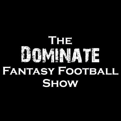 Host, Nate Hamilton shares his advice & analysis to help you DomiNate fantasy football in his very own solo podcast. Don't miss a single episode! Subscribe today!