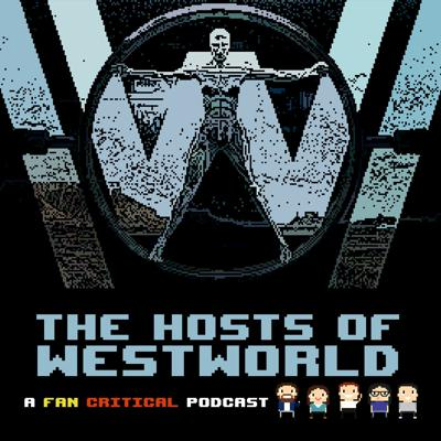 Cover art for Westworld Season 3 - The Winter Line